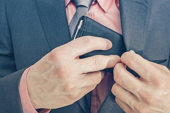 Bloquea tu cartera contra robos RFID - Ferpiel