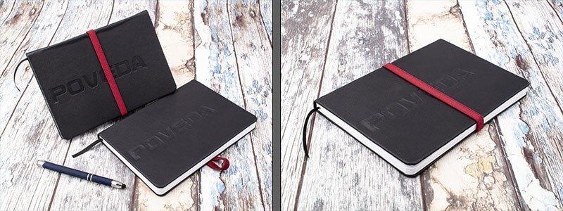 cuadernos personalizados de tapa dura